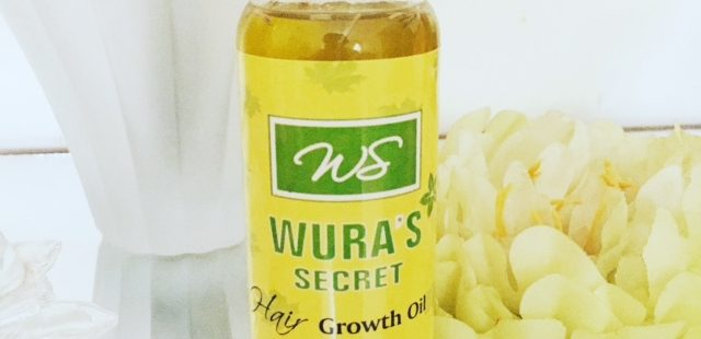 Product Review + Client's Results  – Wura's Secret Hair Growth Oil